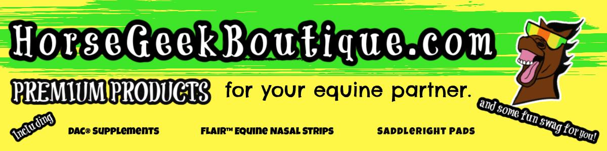 HorseGeekBoutique.com